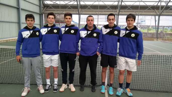 Campeones Junior 2018